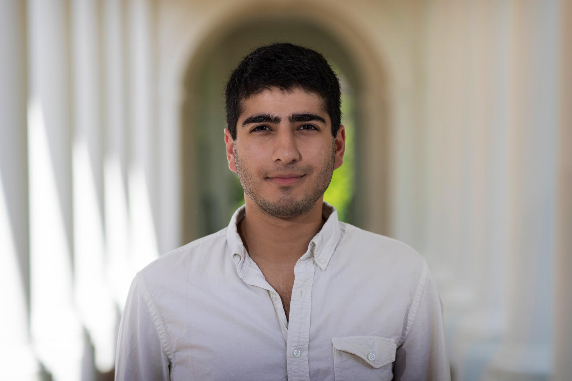 Daniel Naveed Tavakol will research tissue engineering in Switzerland on a fellowship from the Whitaker International Program.