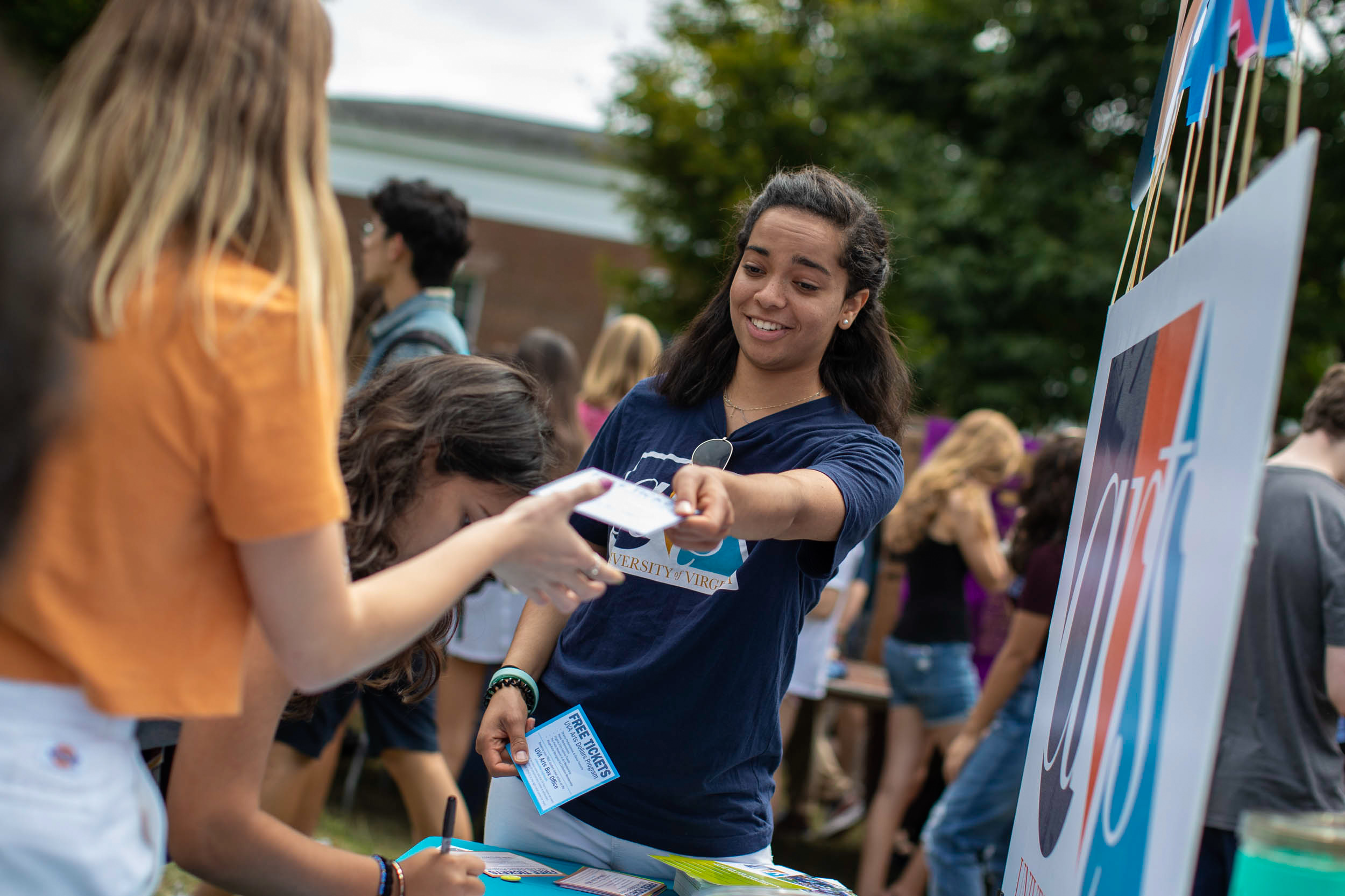 Photos: Need a New Hobby? The Student Activities Fair Has You Covered