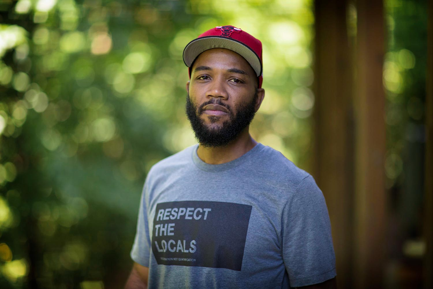 "A.D. Carson, UVA assistant professor of hip-hop and the Global South, will lead a workshop, ""Musical Reflections on Life in Charlottesville."""
