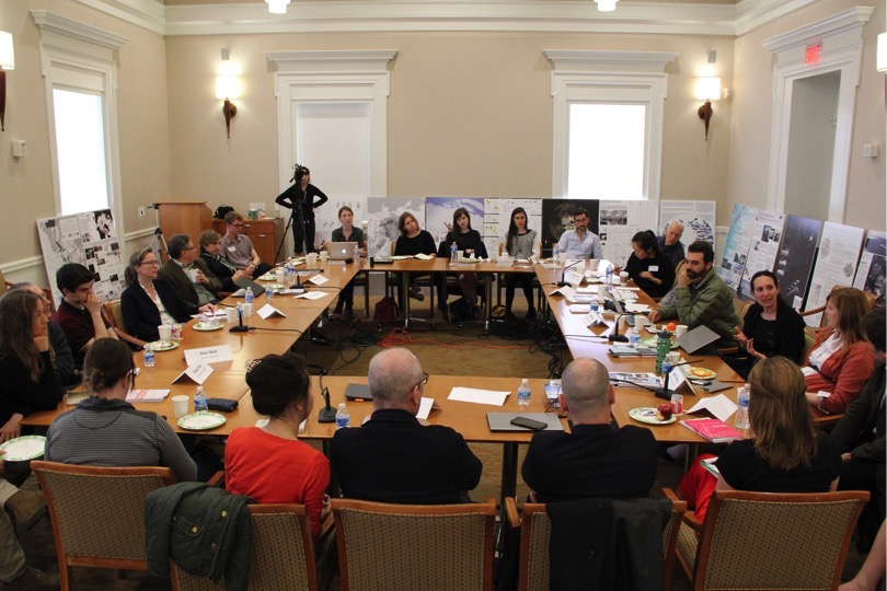 "The Arctic Design Group hosted a symposium, ""Arctic States,"" in April, bringing 44 Arctic experts and emerging scholars from six countries and 21 institutions to UVA. The event was funded by the Jefferson Trust and the Center for Global Inquiry and Innova"