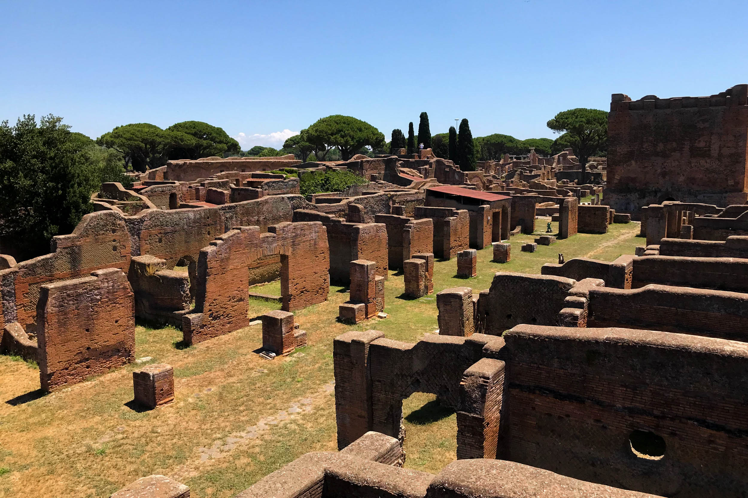 Giorgis' proposes that the coastal villas – she visited 35 and there are many more – be combined into a general itinerary to help tourists understand the full history of these sites within the Roman empire.
