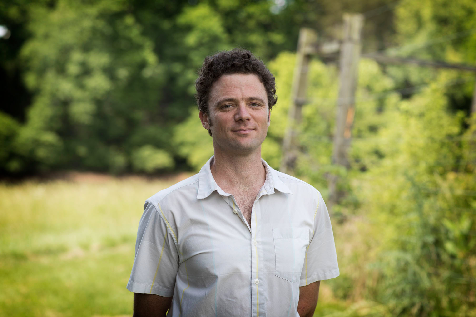 UVA biologist Alan Bergland studies rapidly reproducing insects to gain insights into how species adapt to their environments over generations.