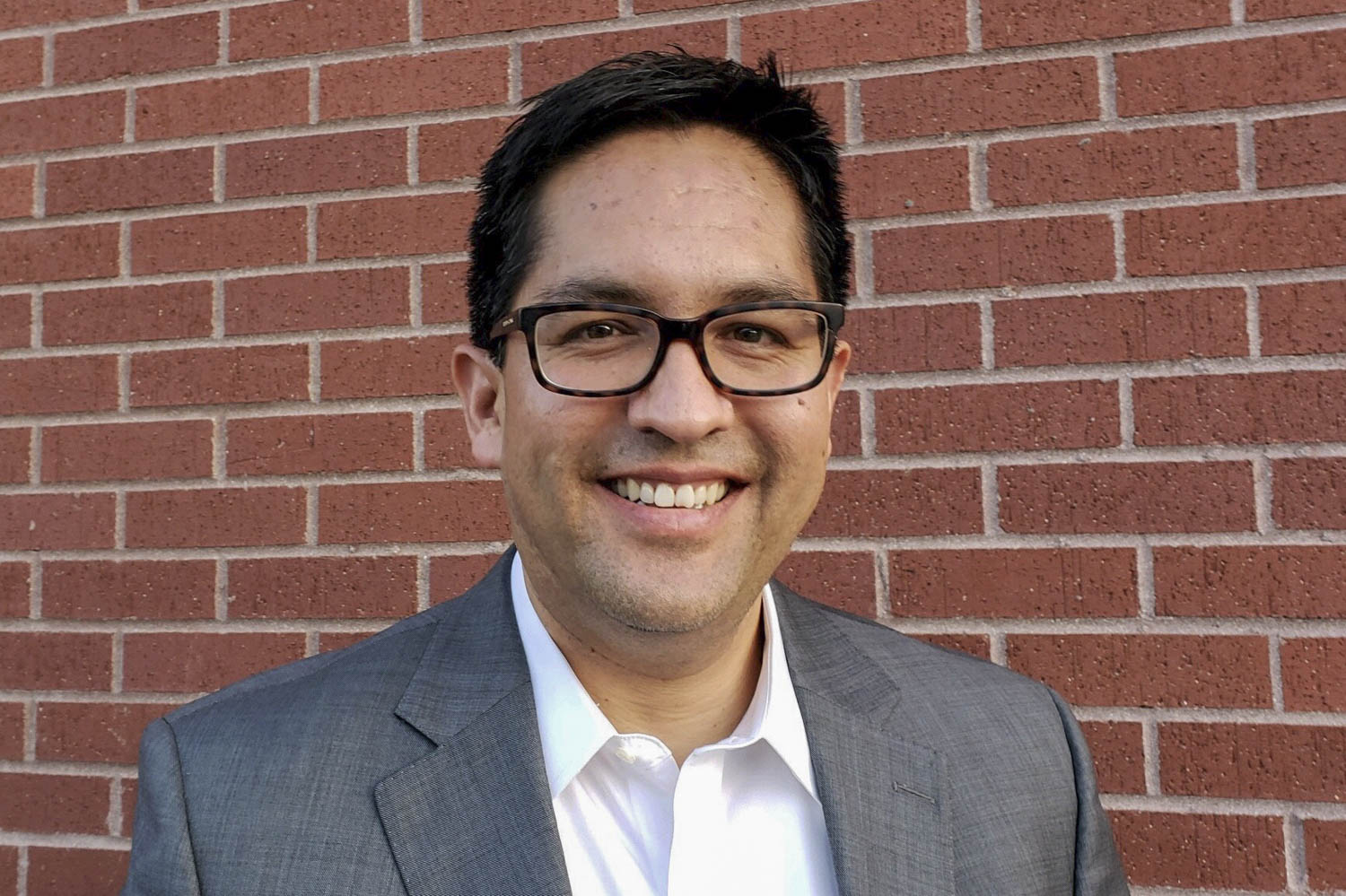"""Alejandro """"Alex"""" Hernandez is widely respected as an educator and innovator who links education and technology."""