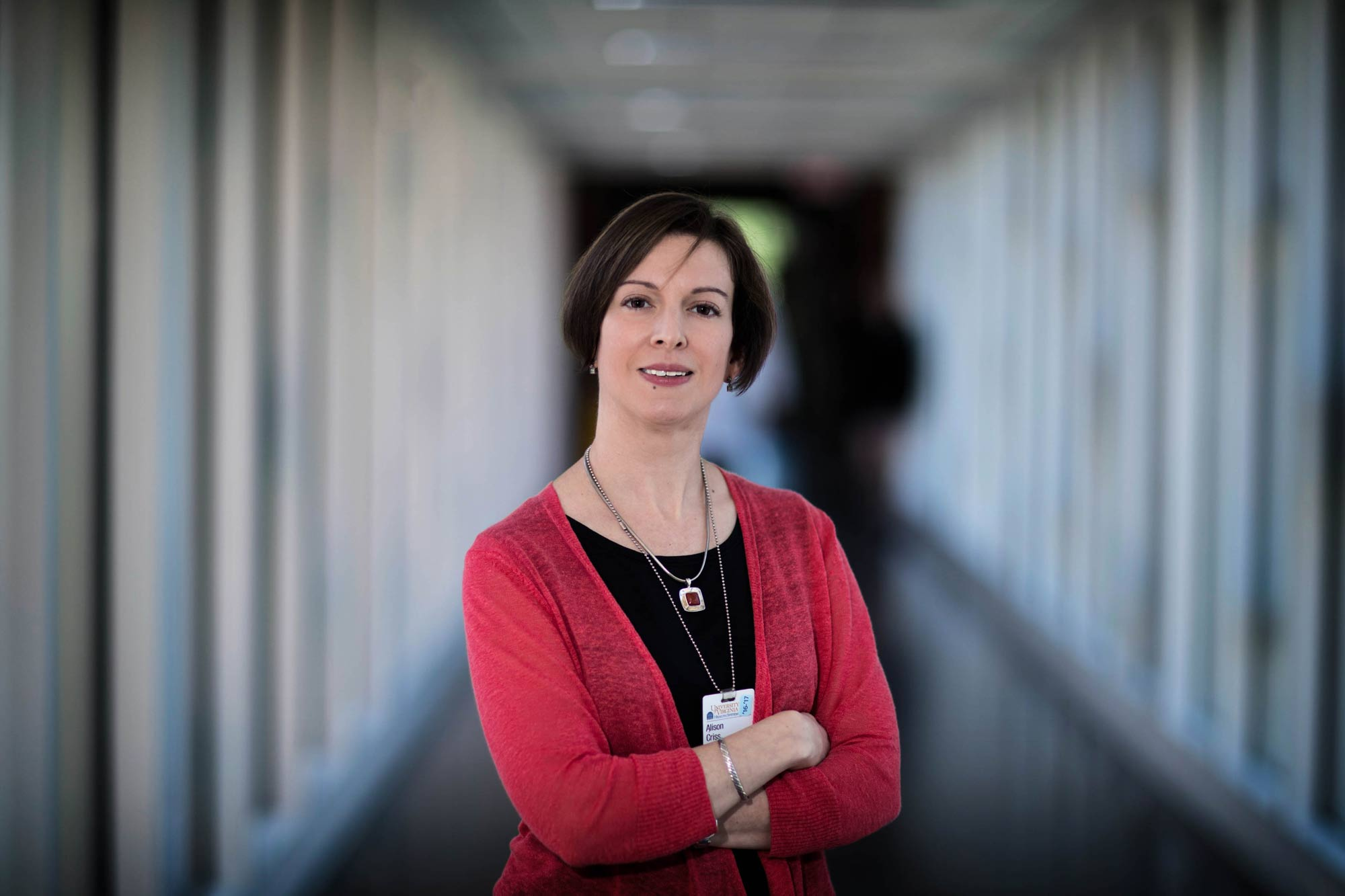 Alison Criss, an associate professor of microbiology, immunology, and cancer biology, will head the new Global Infectious Diseases Institute.