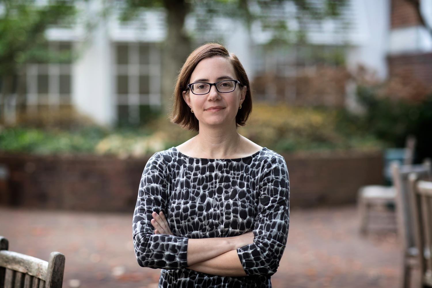 Amalia Miller is a professor in UVA's economics department, specializing in labor economics, health economics, public finance and industrial organization.