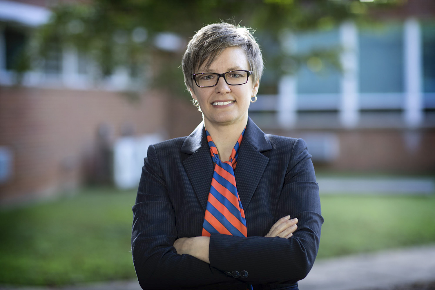 School of Continuing and Professional Studies professor Angela Orebaugh's course will focus on the effects of smart technologies in cities.