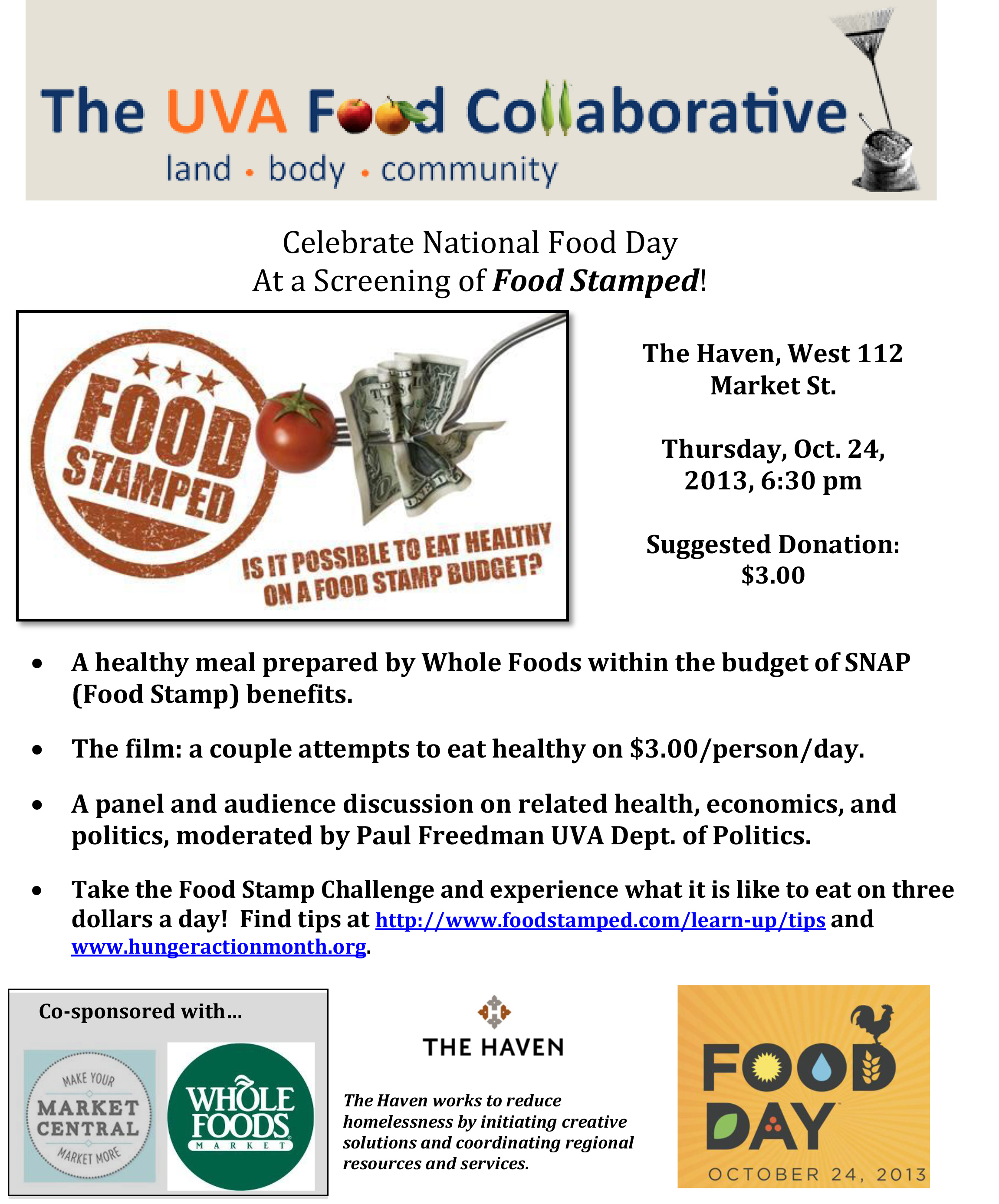 Living On Food Stamps Documentary