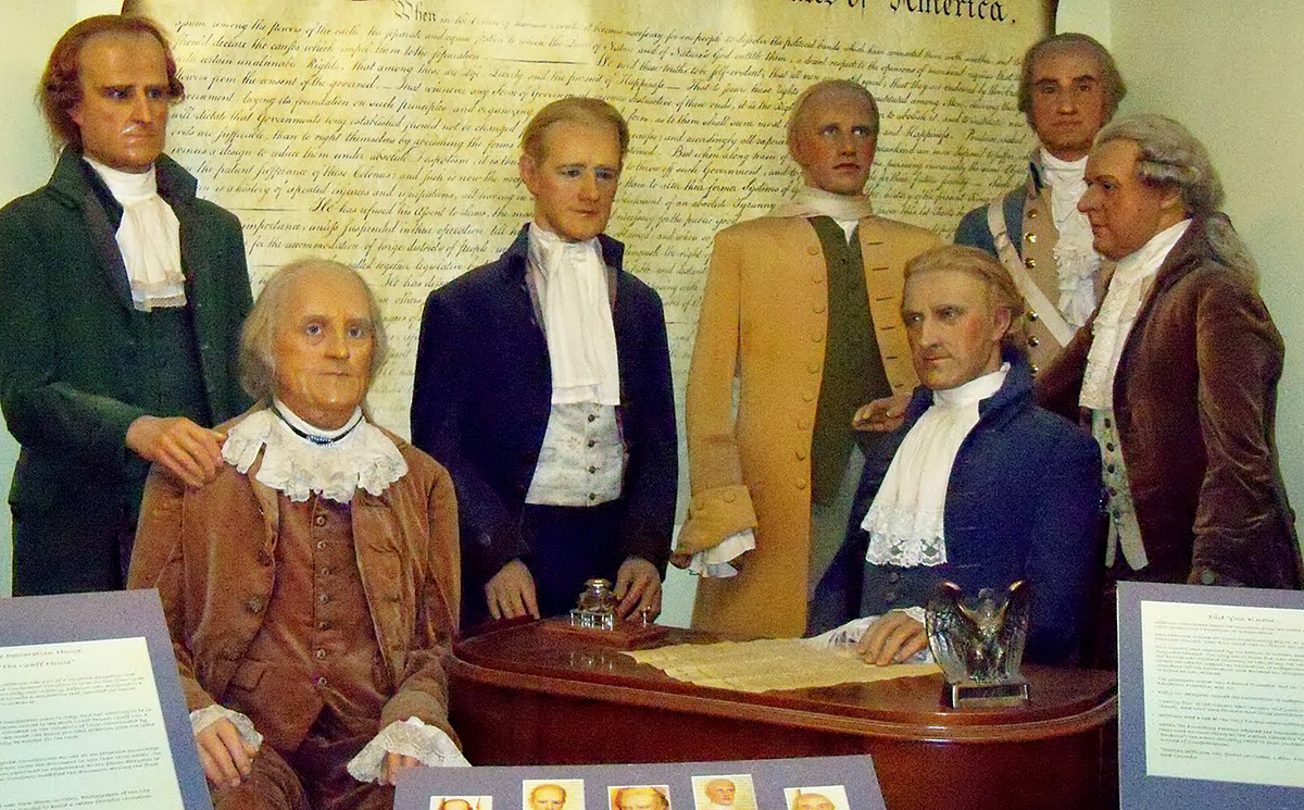 the ghosts of the founding fathers essay Submit your essay for analysis do you want today's climate change advocates may recognize in themselves some of the overzealousness of the founding fathers.