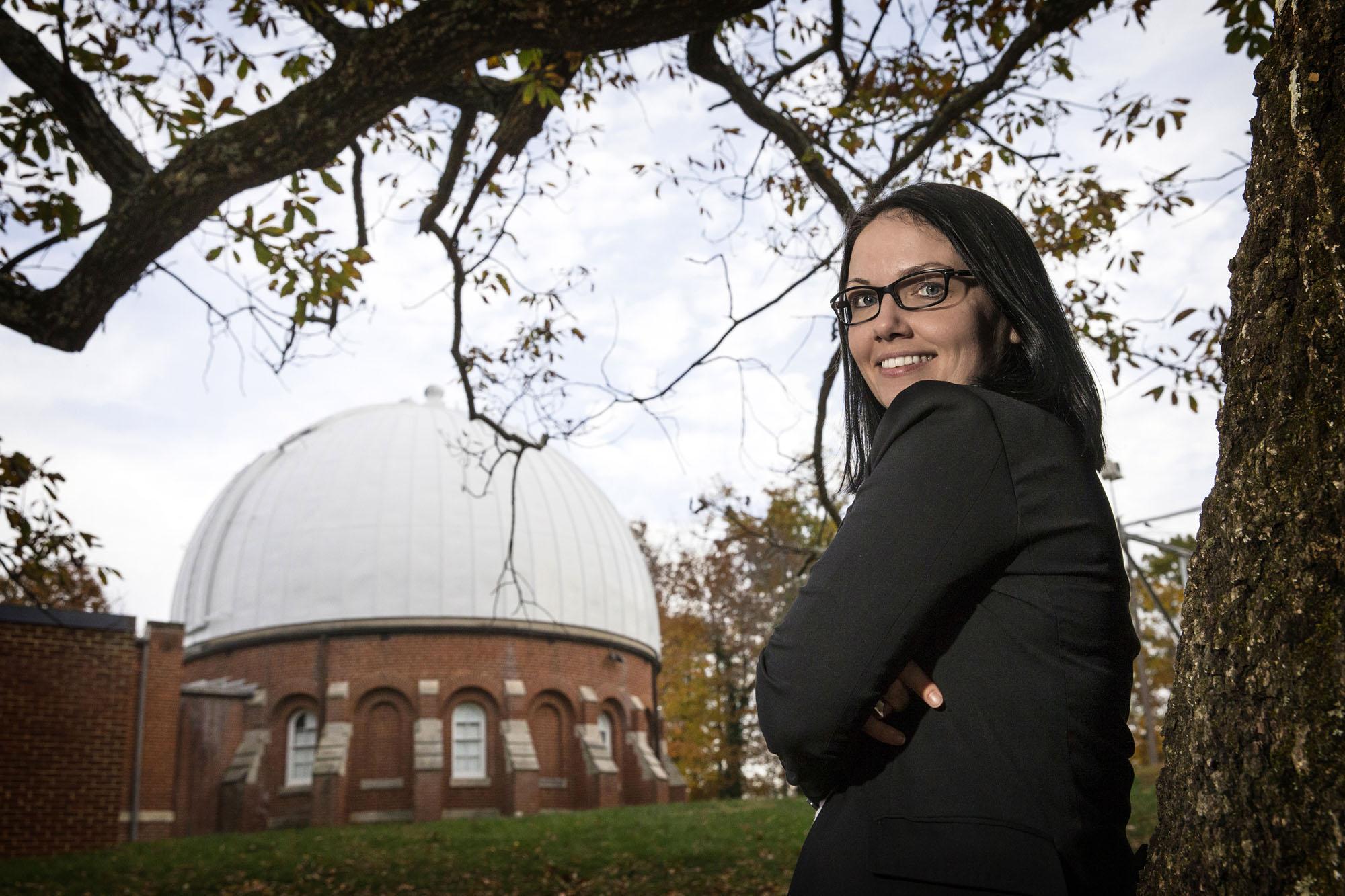 L'Oréal USA Names U.Va. Astrophysicist a Women in Science Fellow