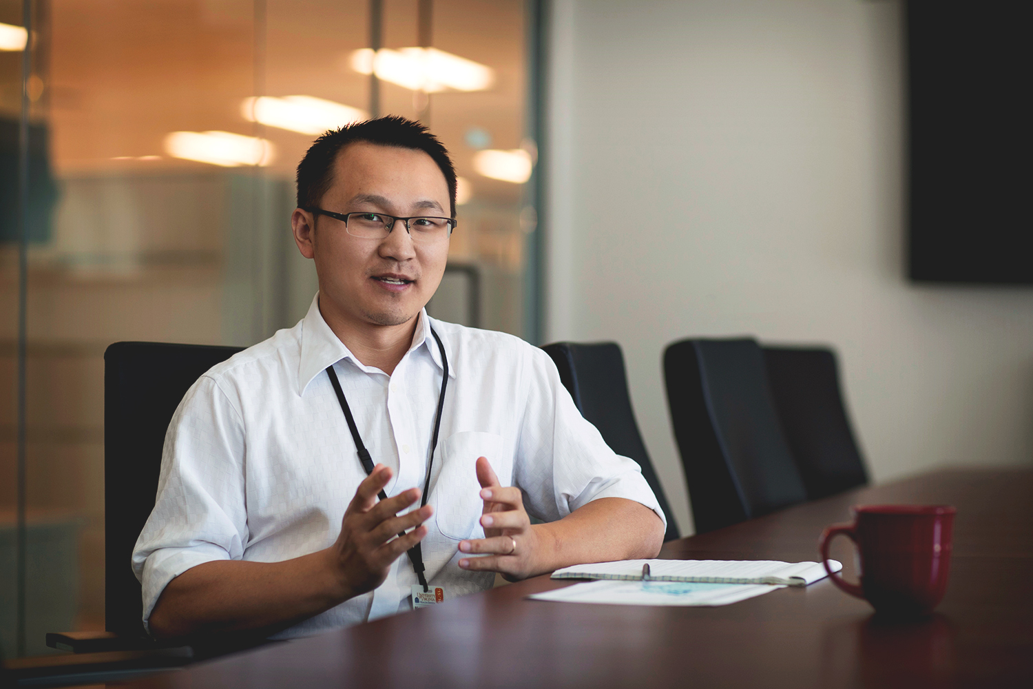 Nengliang (Aaron) Yao led a study that found residents of Appalachia were not sharing in the advances in cancer care that their fellow Americans are experiencing.