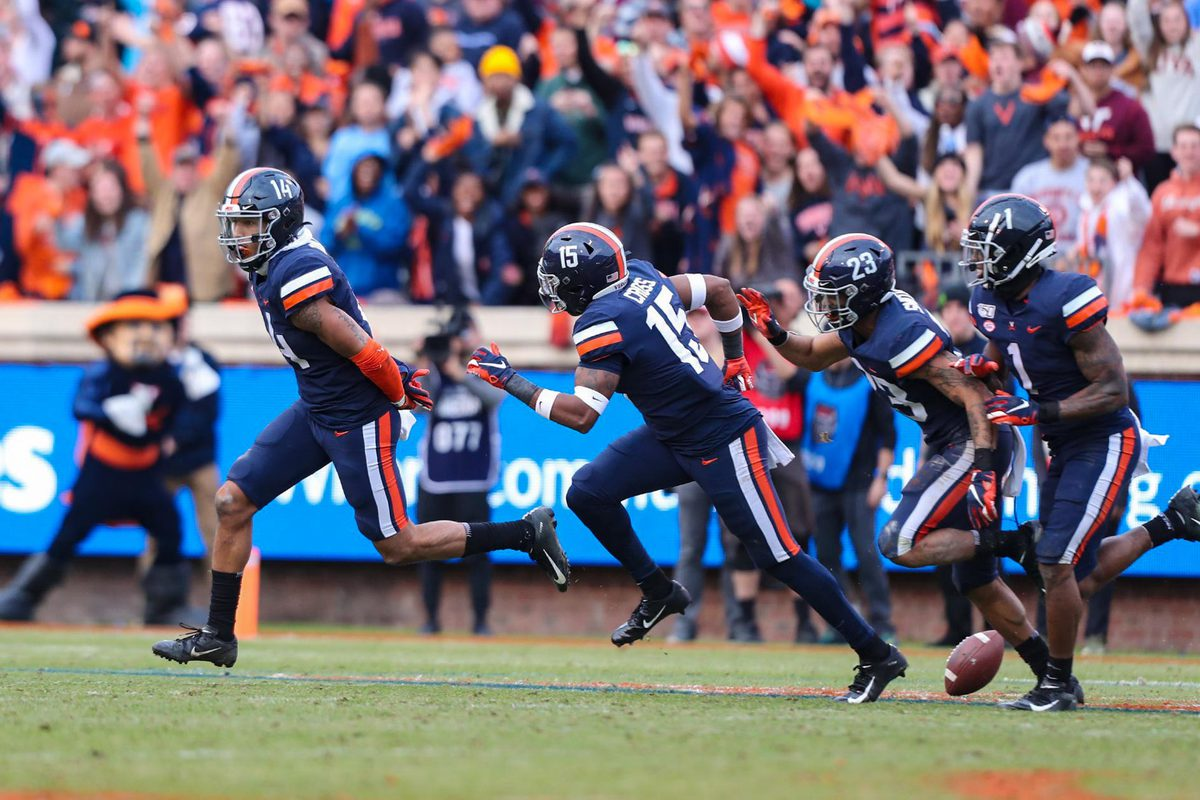 The Cavaliers will take on Clemson University in the ACC Championship game on Saturday.