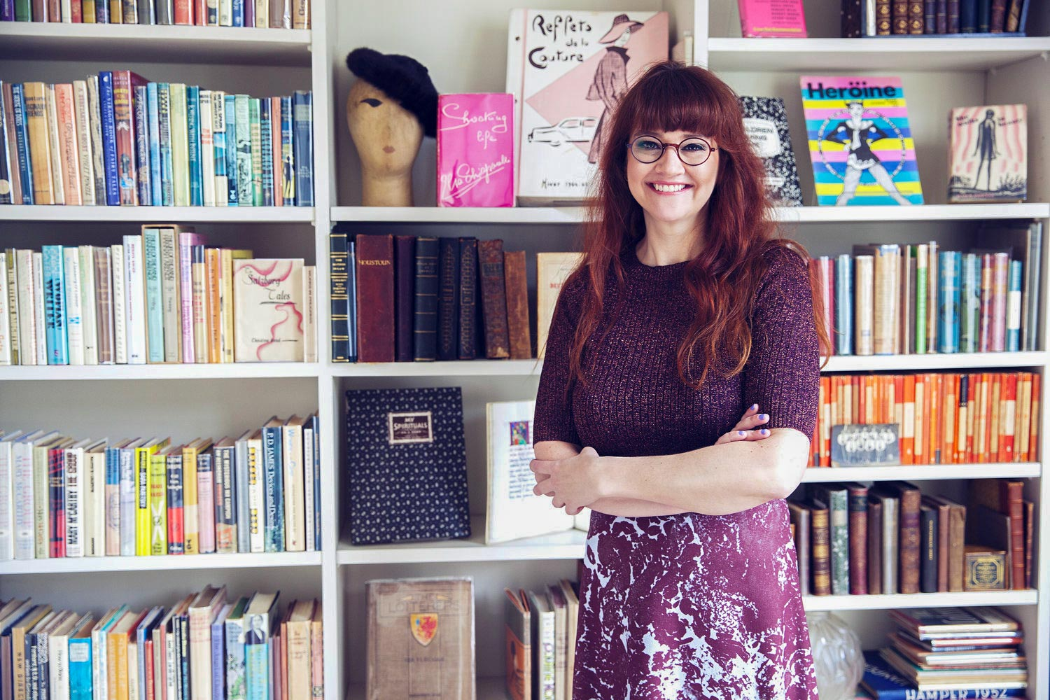 Writer A.N. Devers has loved books for as long as she can remember and was particularly captivated by the literary lore she found at UVA. Now, she is a rare book dealer making a mark with a new shop focused on female authors.