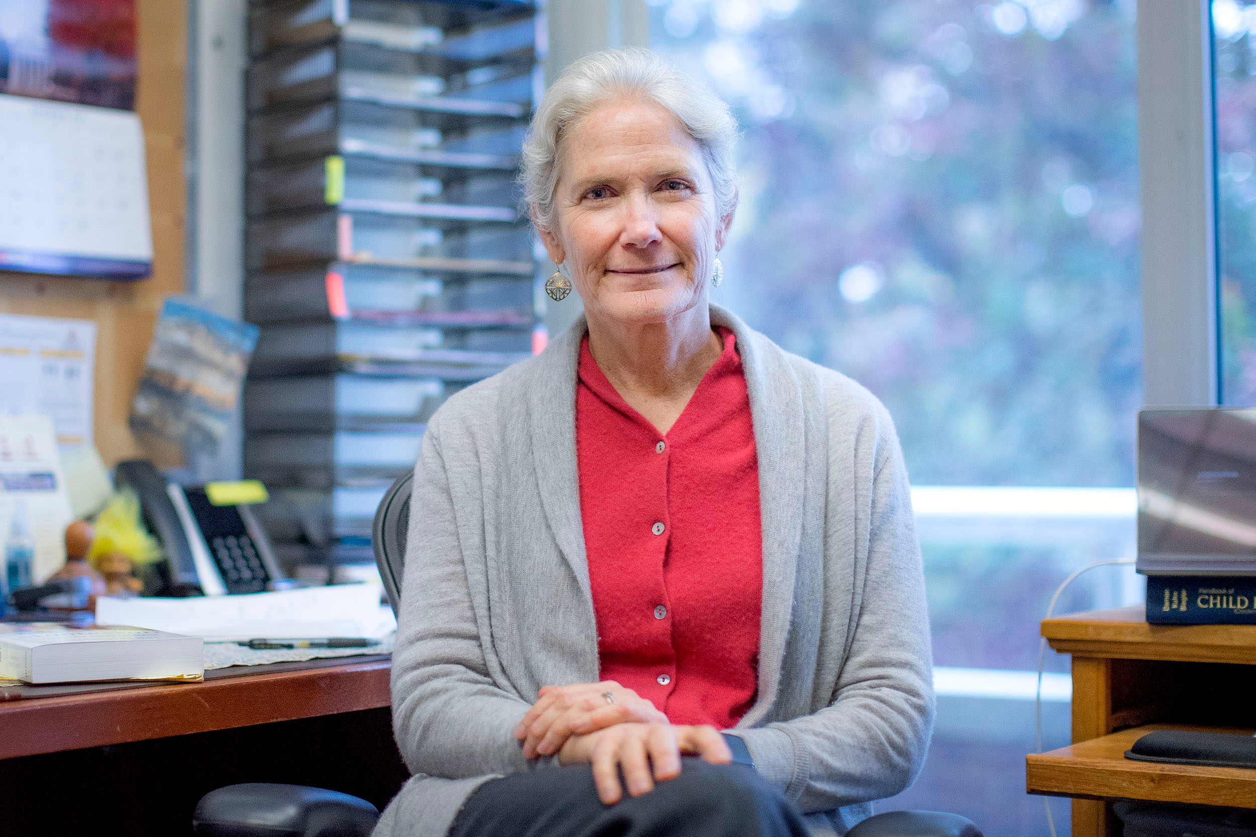 Psychology professor Angeline Lillard