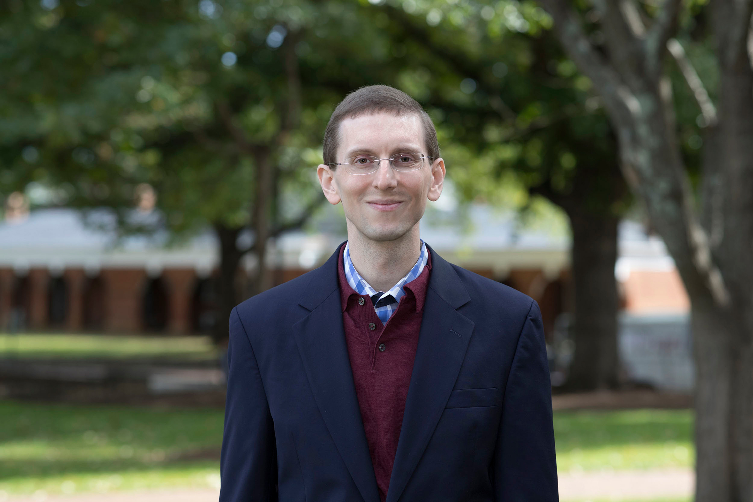 Anton Korinek, who joined UVA's economics faculty this year, hopes to raise awareness around the economic and social impacts of advancing artificial intelligence.