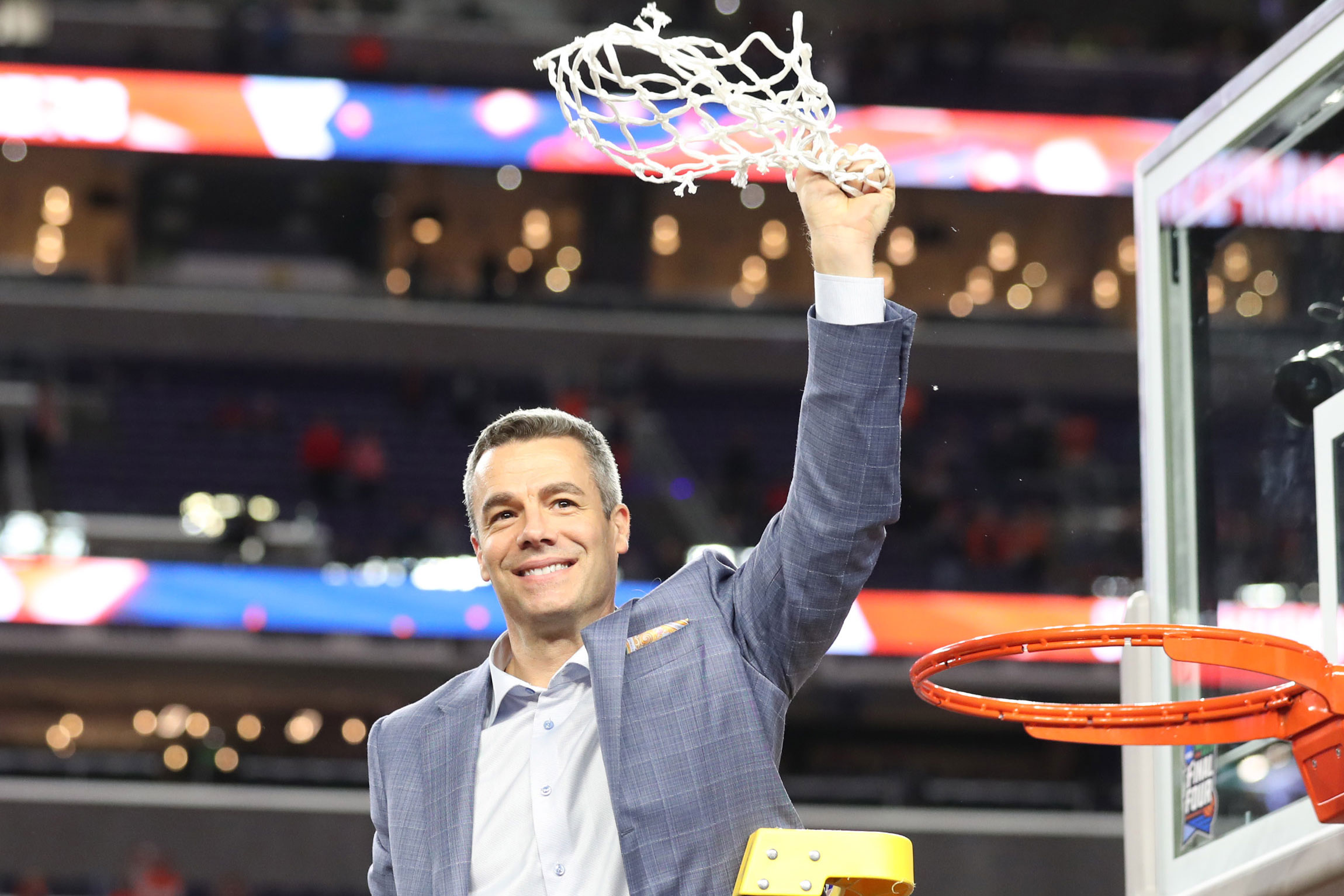 Just a few weeks after cutting down the nets in Minneapolis, UVA's Tony Bennett received an extraordinary honor from Fortune magazine.