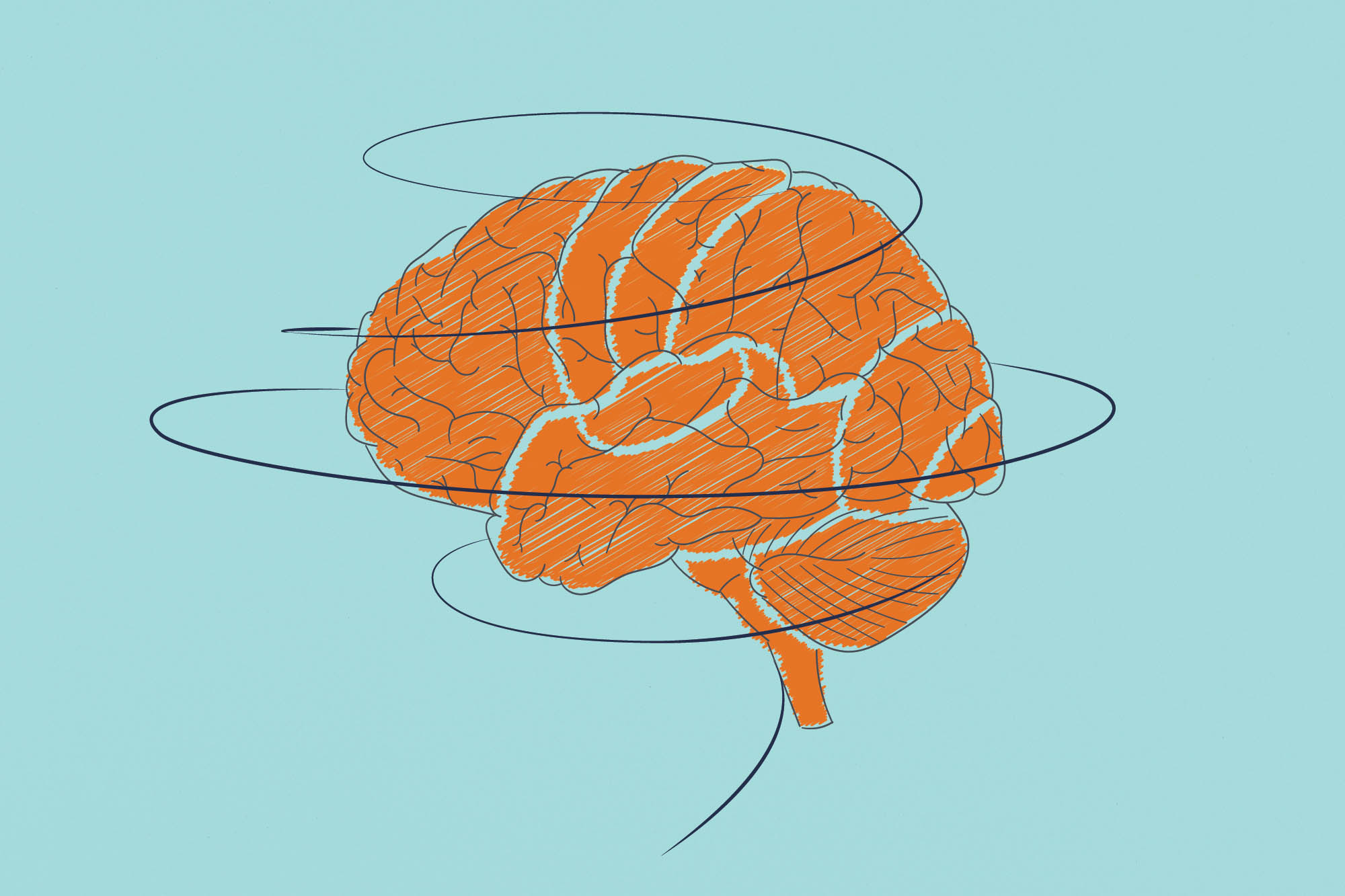Your Brain Parasite Isn't Making You Sick. Here's Why.