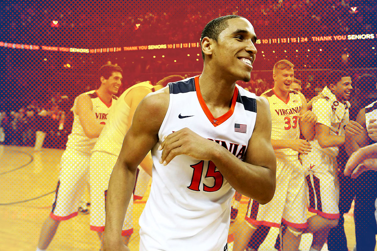 Malcolm Brogdon averaged nearly 20 points per game in ACC play, while frequently being tasked with shutting down the opponents' best player.