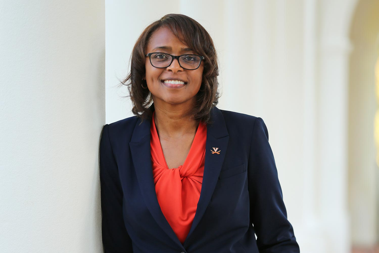 Carla Williams has had a busy first year as UVA's director of athletics, including the launch of a new master plan for Cavalier sports.