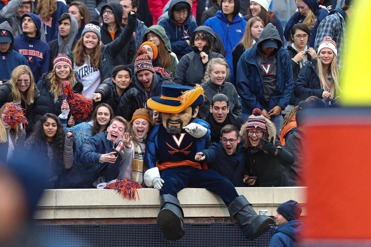 The UVA football team will play reigning national champion Clemson on Saturday night in Charlotte.