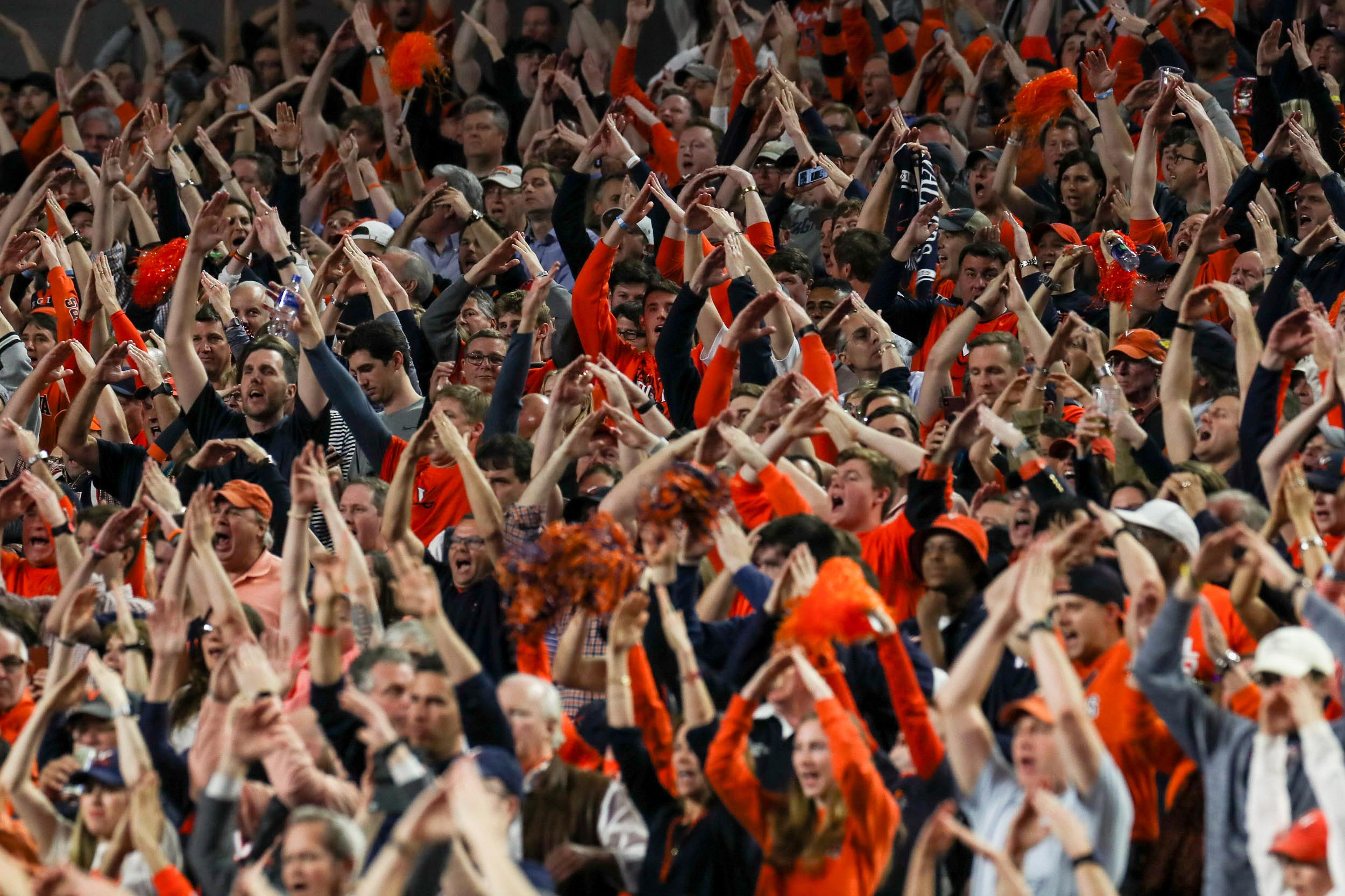 From national championships to all-academic teams, Cavalier fans had a lot to be proud of this year.