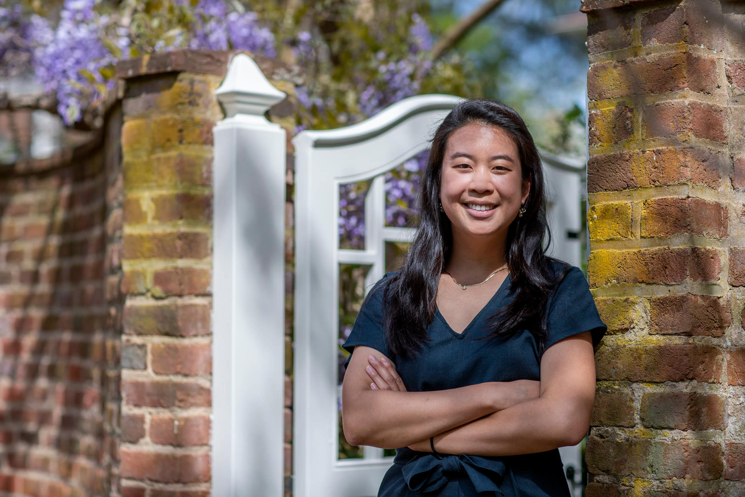 Class of 2019: As a 'CODA,' Kim Built Bridges for UVA's Deaf Community