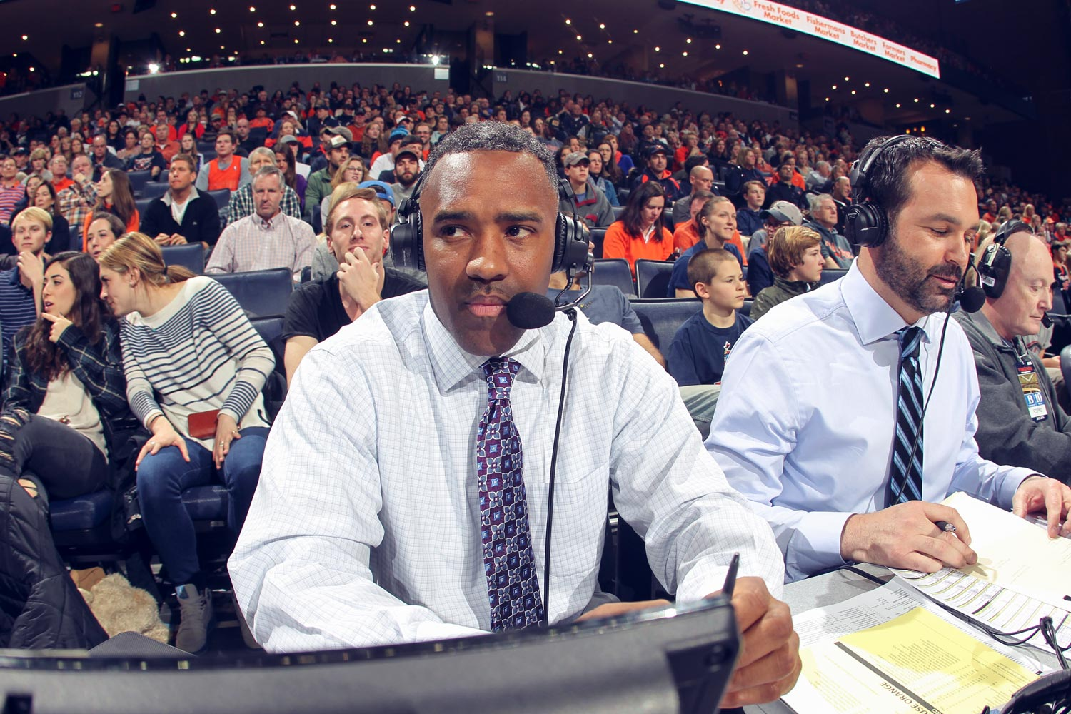 Cory Alexander – part of UVA's 1995 team that made it to the NCAA Tournament's Elite Eight – has since maintained his ties with basketball, as a player, coach and TV commentator.