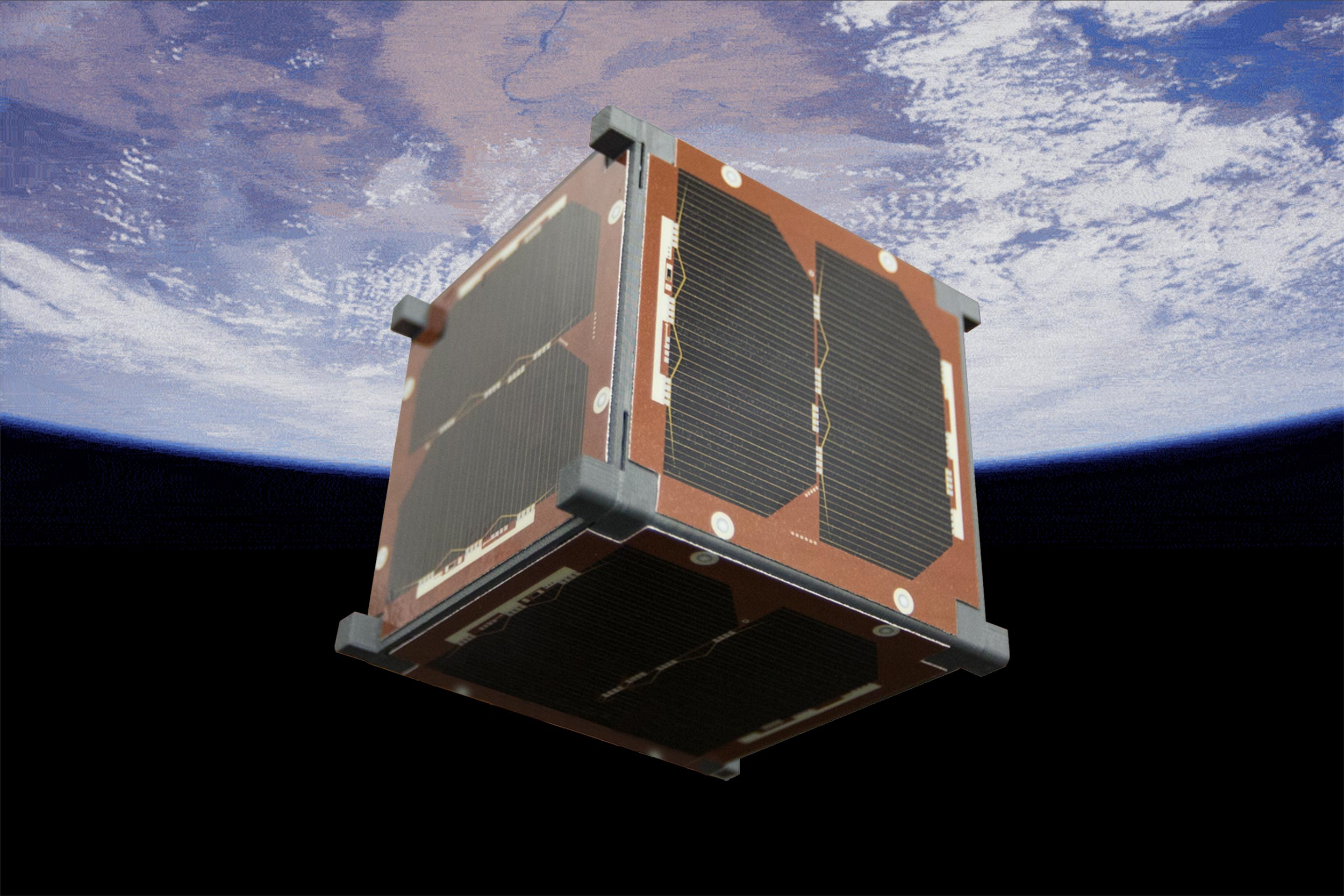 UVA 'CubeSat' Deployed; Students Seek Contact From Ground Station