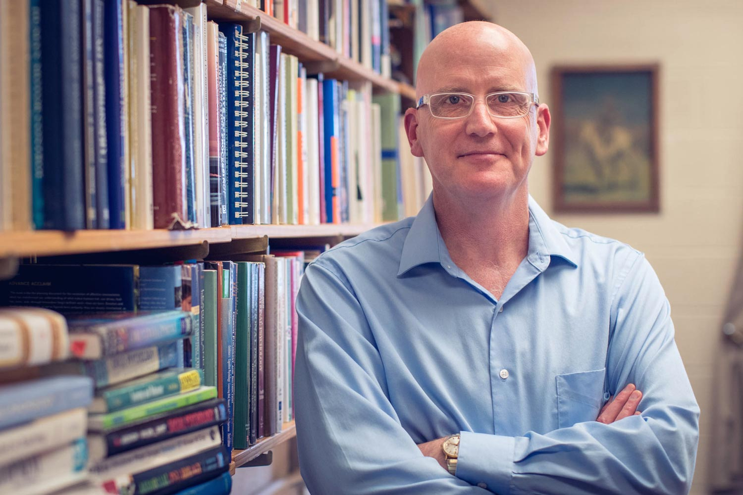 Daniel Willingham's current research concerns the application of cognitive psychology to K-16 education.