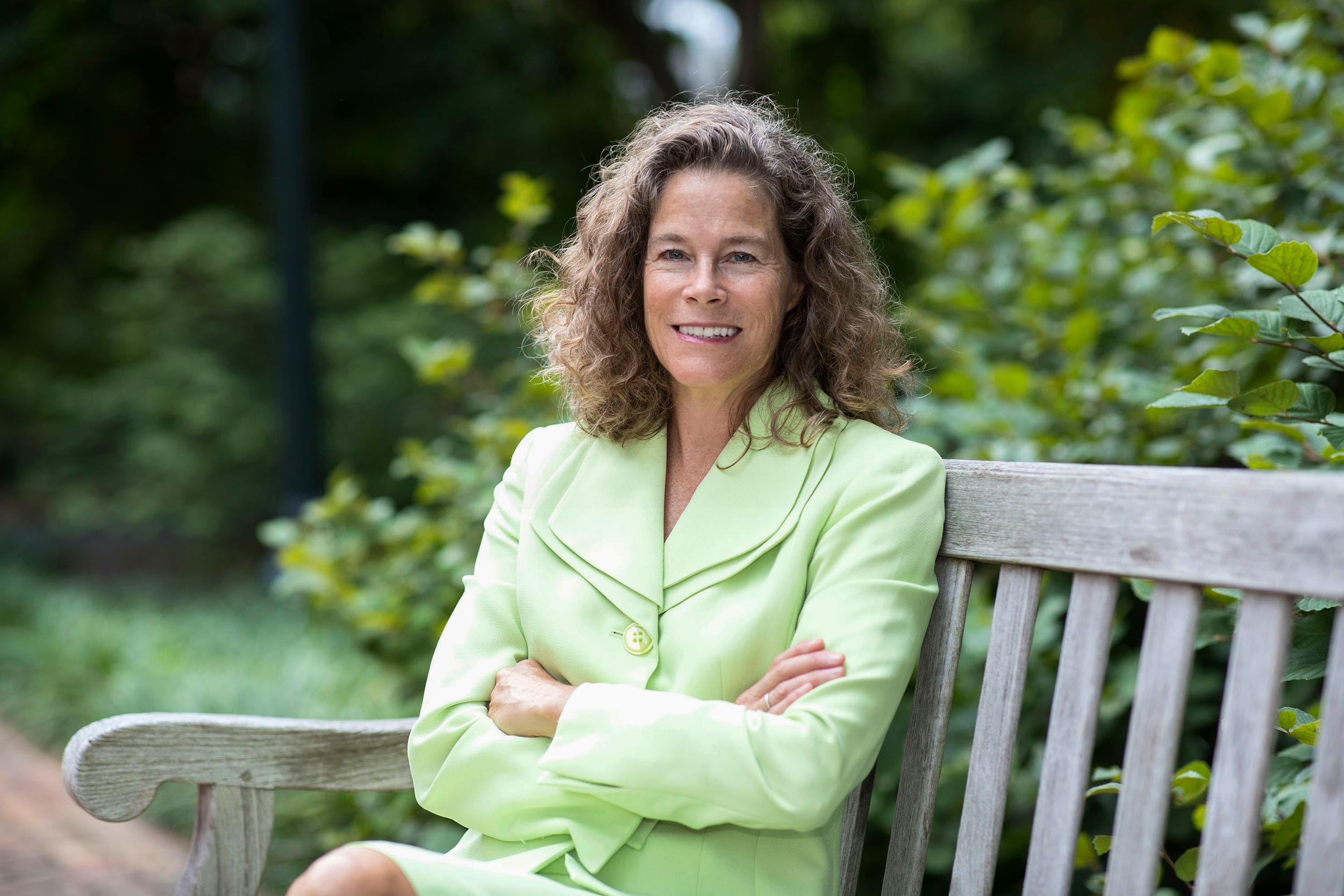 Environmental scientist Deborah Lawrence co-authored a recent United Nations report on climate and land.