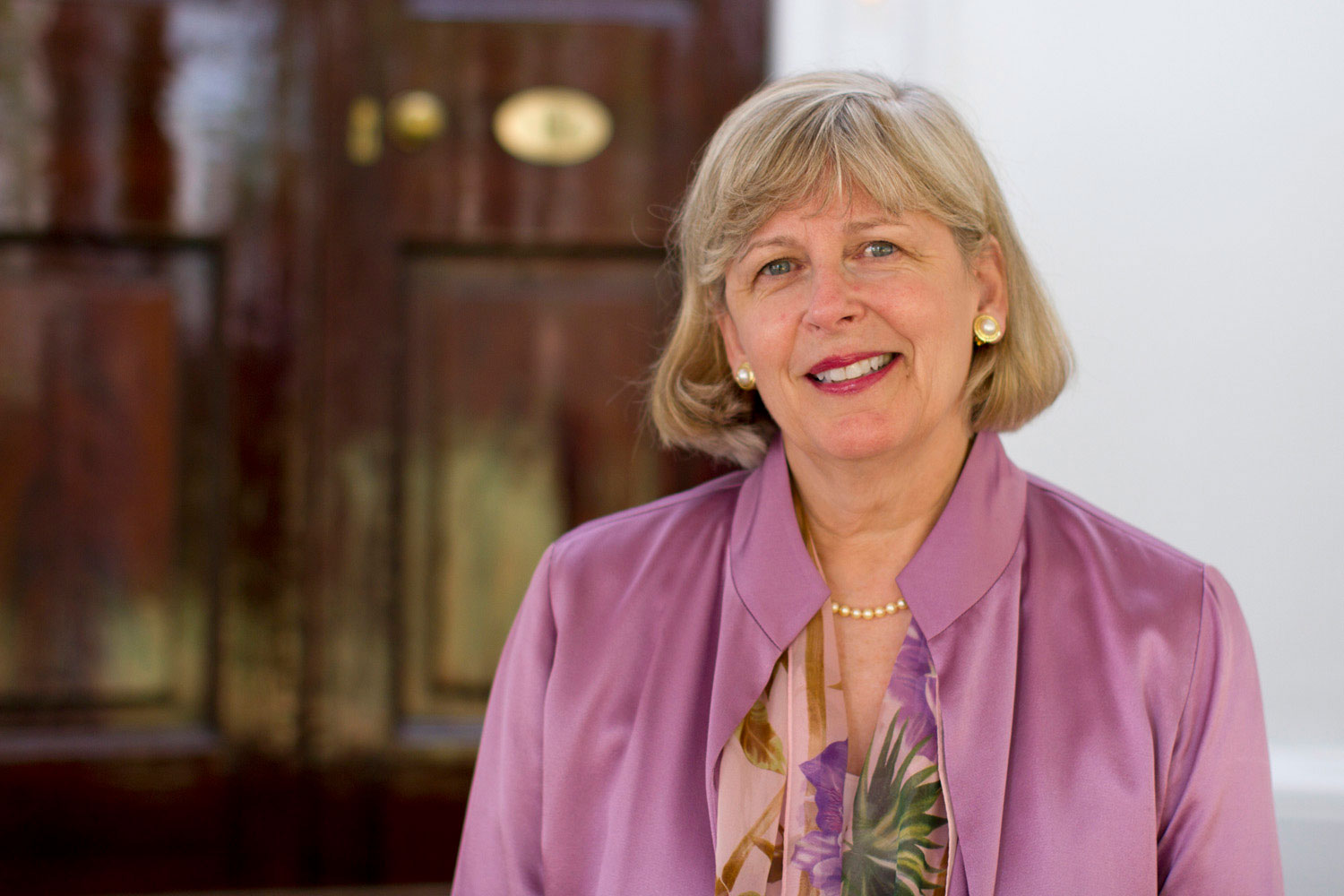 Fontaine retired from her dean position July 31 and is co-editing a book with colleagues while on sabbatical this year.