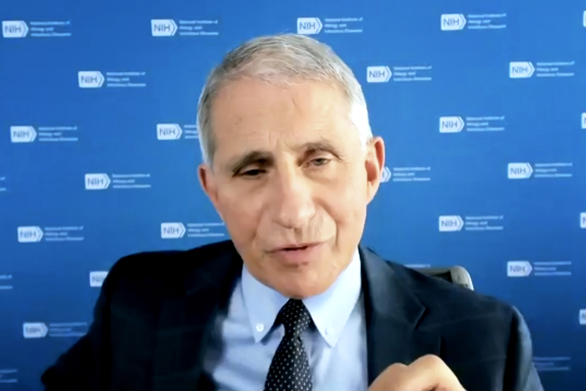 In UVA Webinar, Dr. Anthony Fauci Discusses Vaccines, COVID-19 Lessons Learned