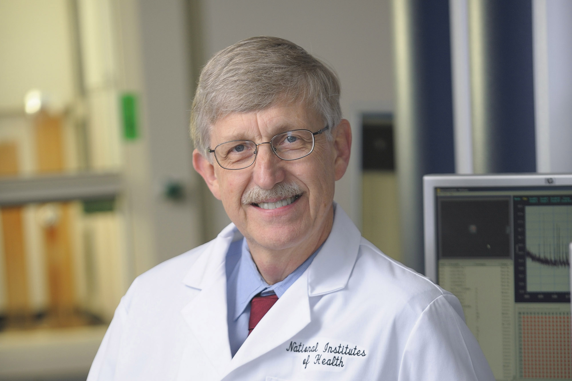 Alumnus, NIH Director Francis Collins: 'We've Got a Lot More to Do' on COVID