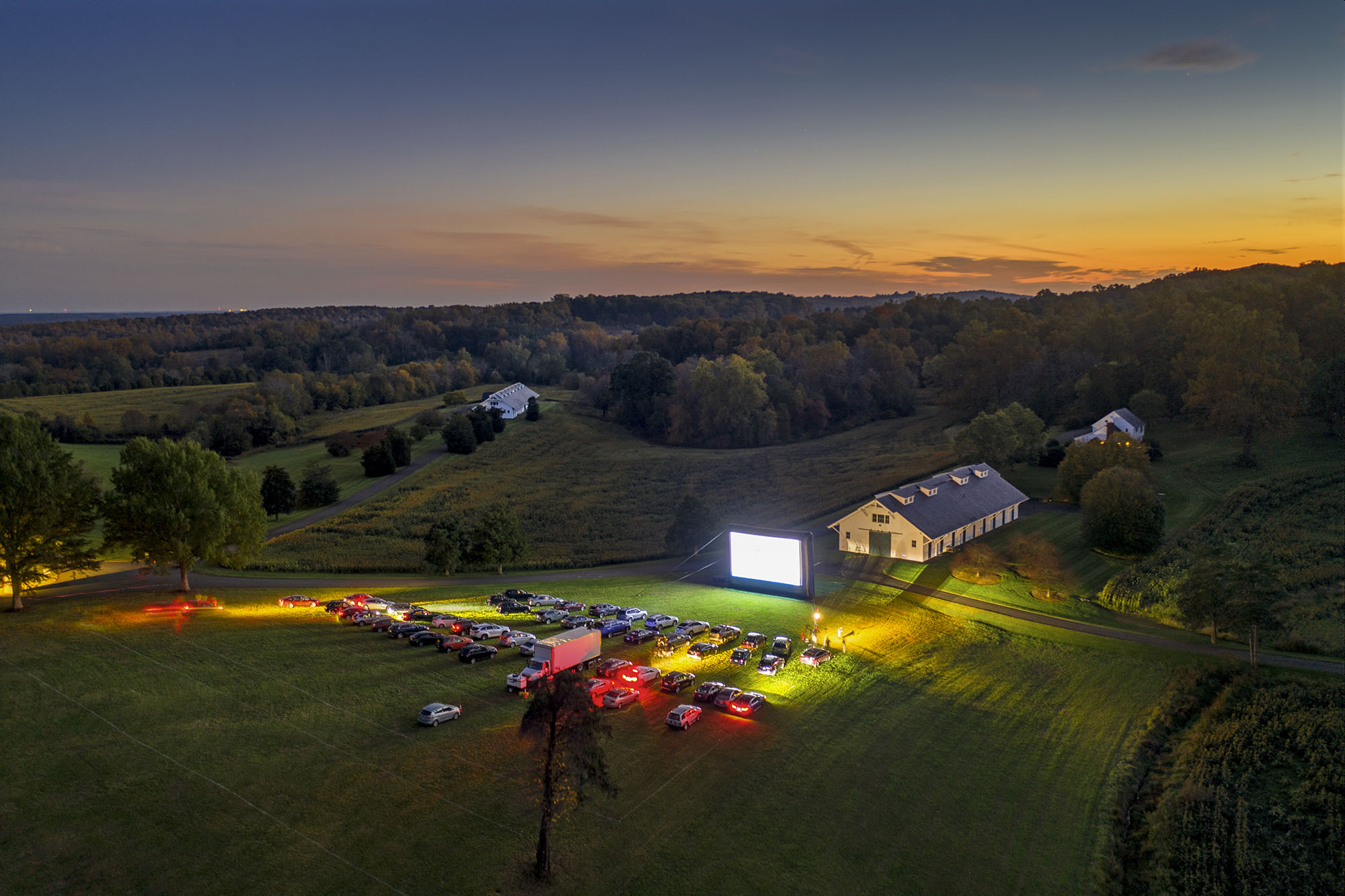 Virginia Film Festival to Return With In-Person and Drive-In Presentations in October - UVA Today