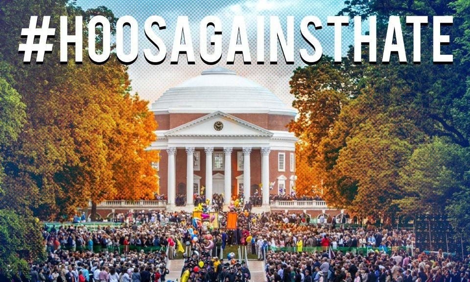 #HoosAgainstHate