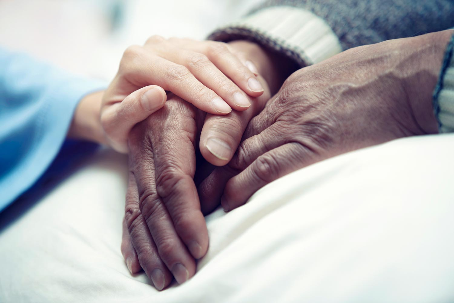 Study: Frail Seniors Going Without Desperately Needed In-Home Health Care