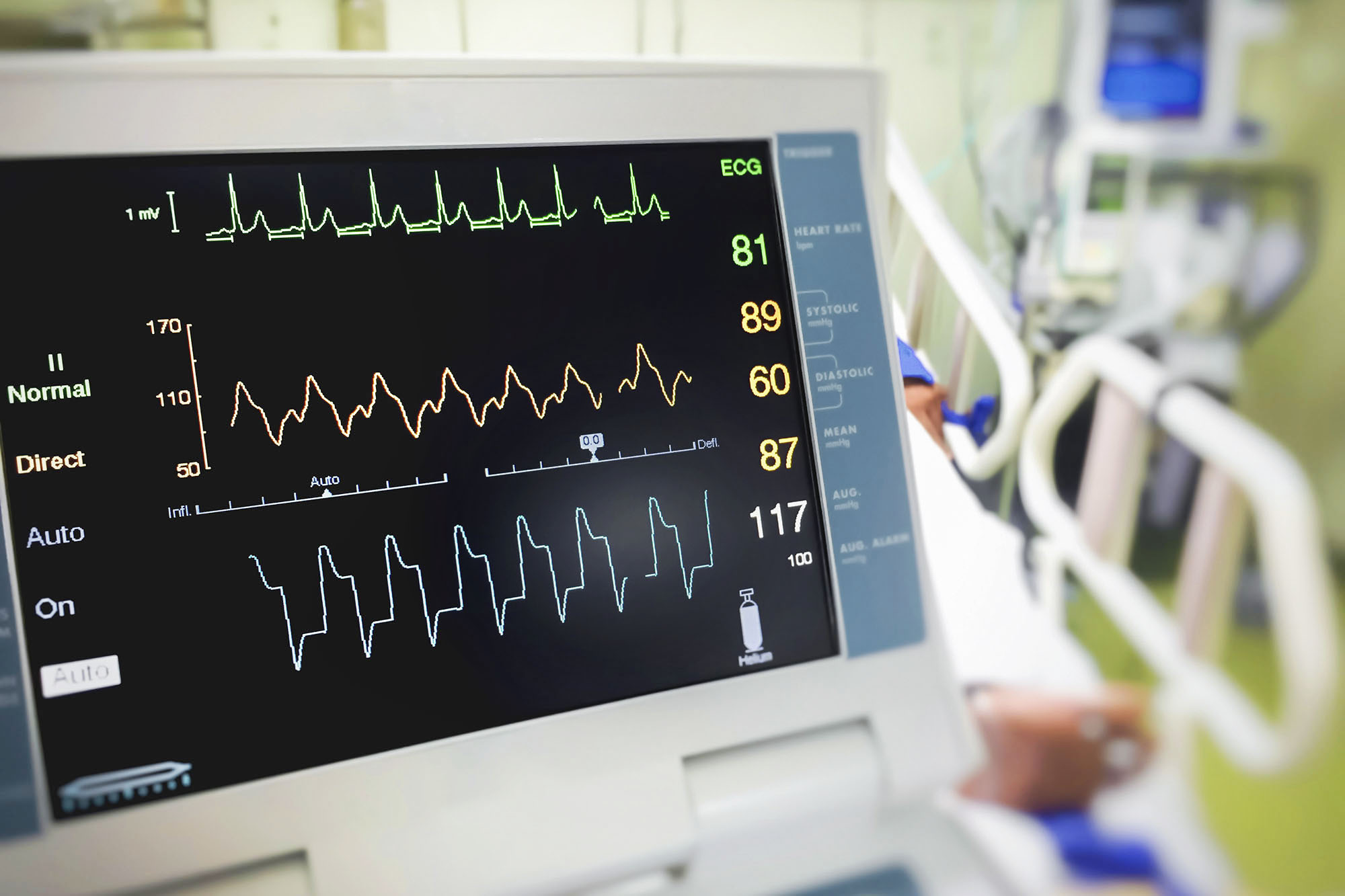 ICUs Overpredict Risk of Death for Black, Hispanic Patients, Study Finds