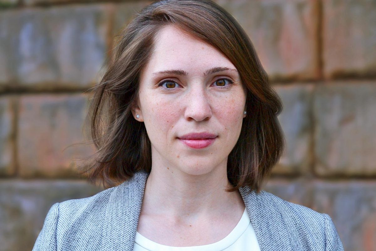 L. Ilsedore Cleeves, a UVA assistant professor of astronomy, is considered one of the world's leading experts in theoretical astrochemistry and its applications to newly forming and formed planets. (Contributed photo)