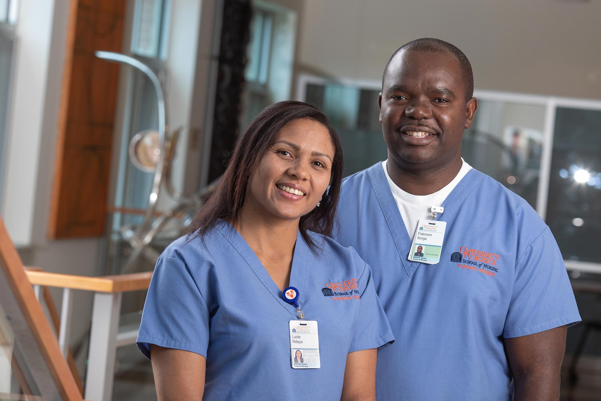 Class of 2020: Physicians in Africa, Husband and Wife Become Nurses, Citizens Side-by-Side