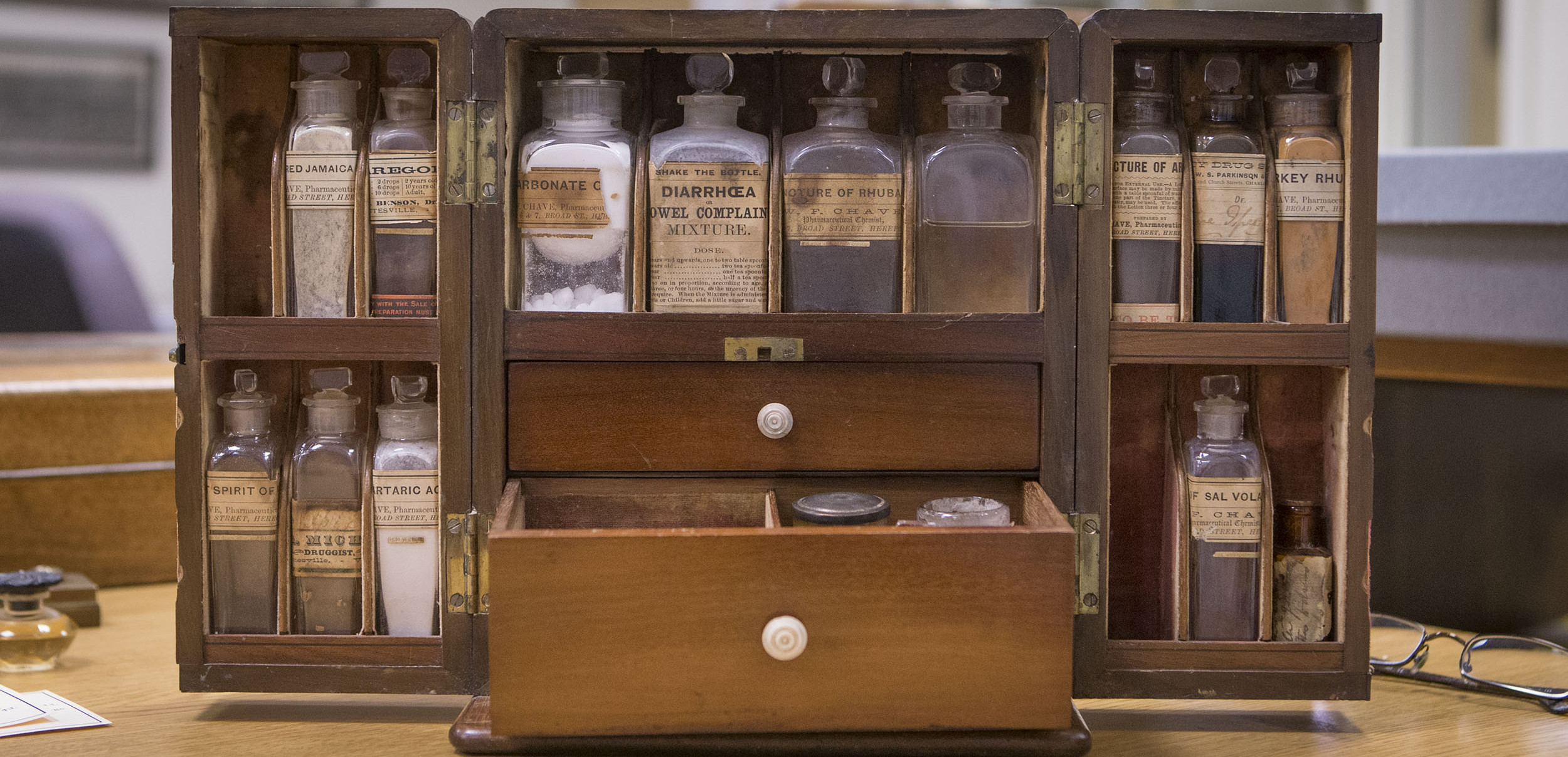 Library Exhibits Medical Curiosities | UVA Today