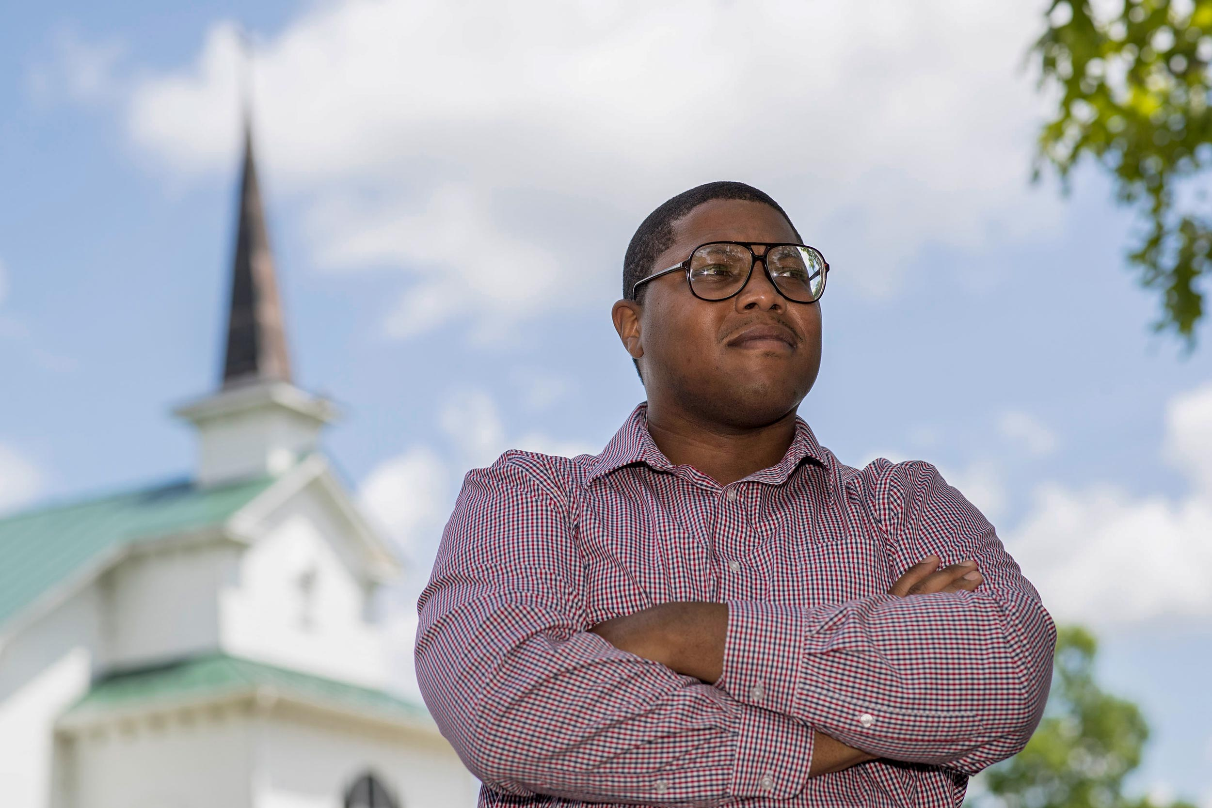 Jackson considers the architectural and business significance of a church that played a role in the Underground Railroad.