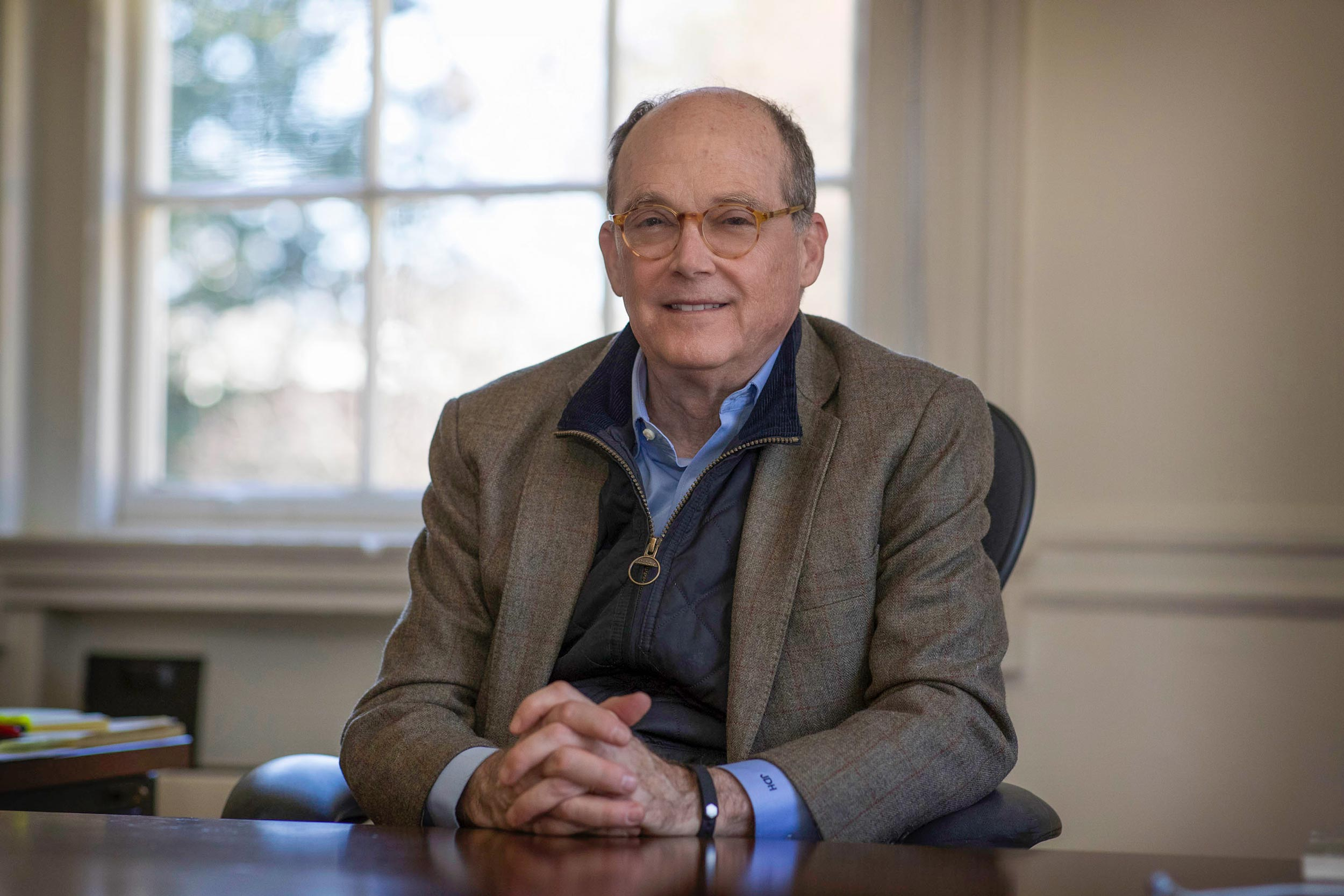 James Davison Hunter is a historical and cultural sociologist concerned with the problems of moral order in the midst of political and cultural change in American life.