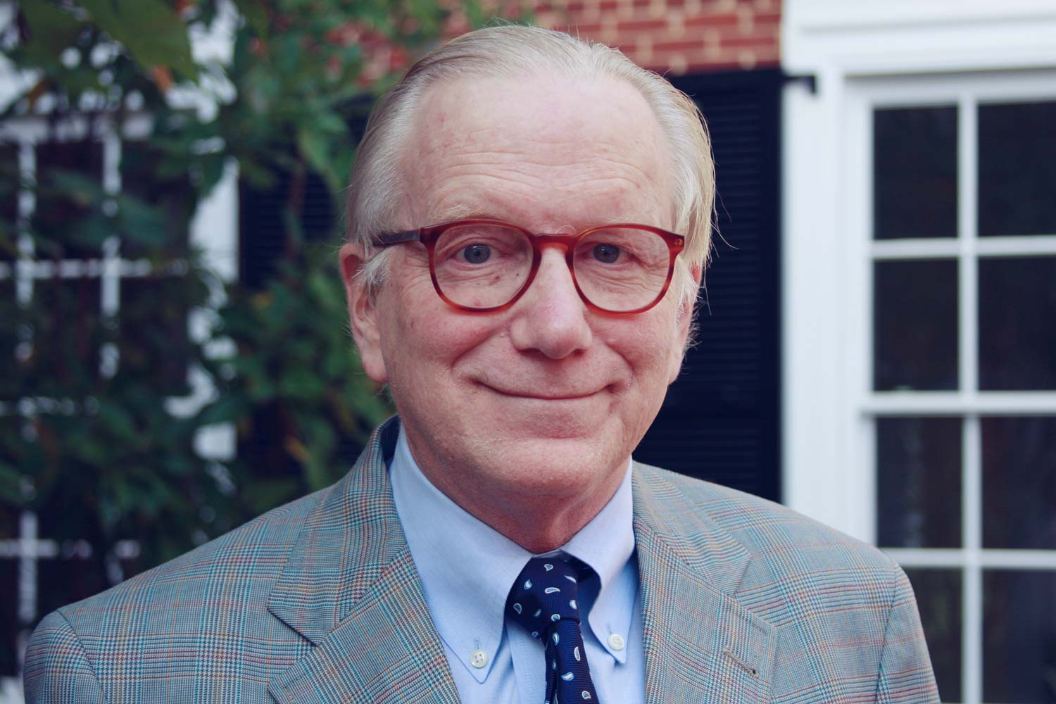 Professor James Rubin, who had worked at Darden for more than 25 years, died after a fall in his home in 2016.