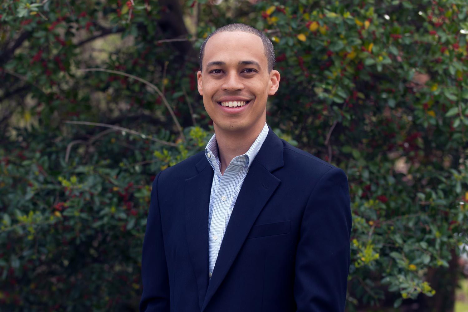 Del. Jay Jones of Norfolk, a 2015 graduate of UVA's School of Law, represents the 89th District in the Virginia House of Delegates.