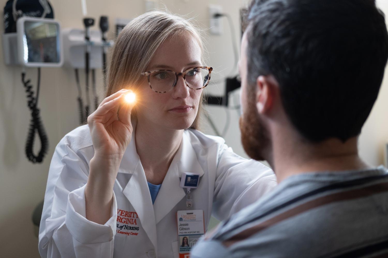 UVA Study Aims to Relieve Huntington's Patients' Hidden Symptoms