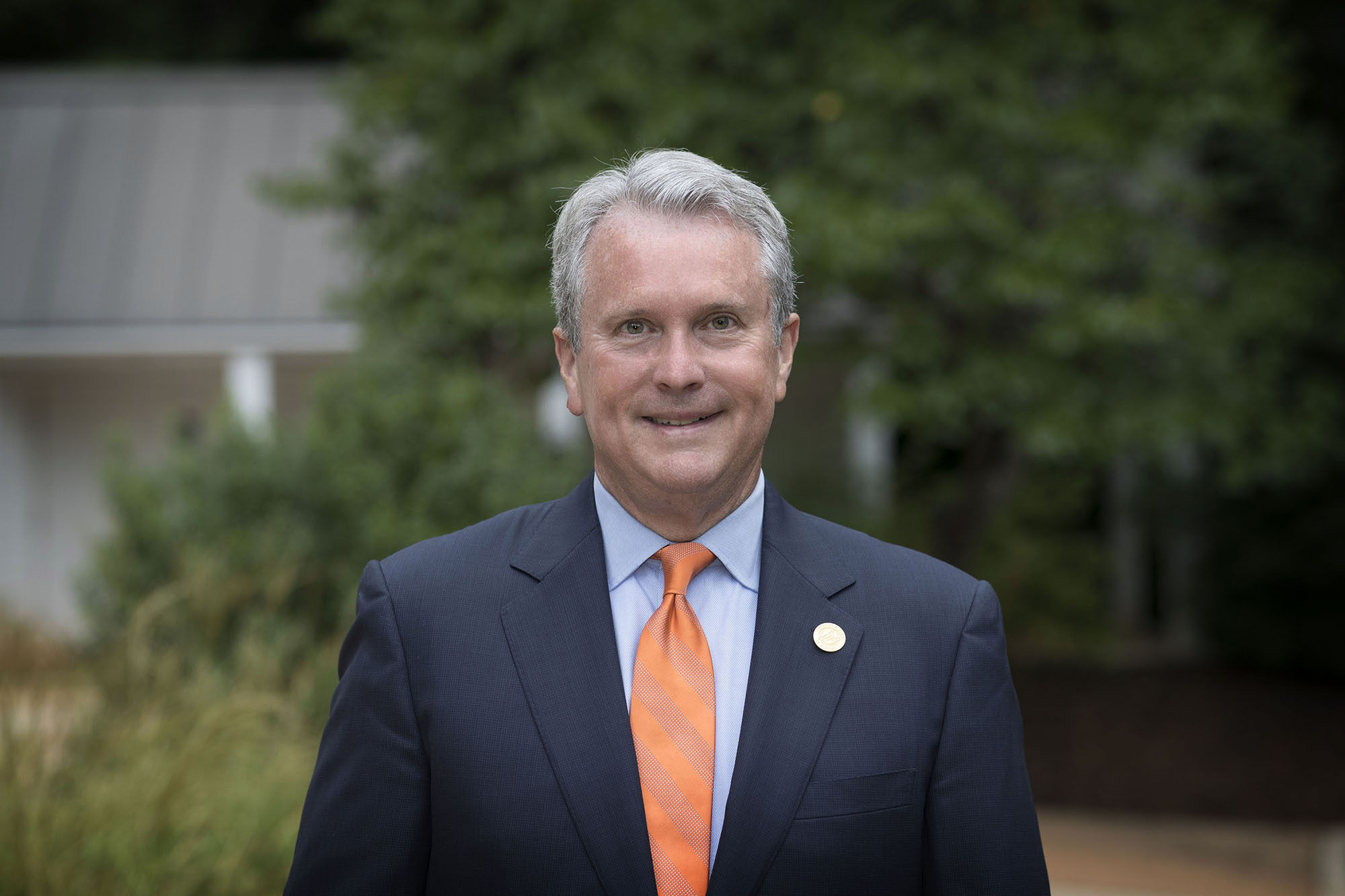 Ken White, associate dean for strategic partnerships and innovation in the School of Nursing, is the first UVA faculty member to lead the American Academy of Nursing.