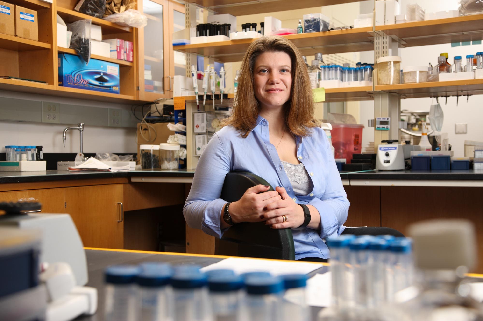 UVA biomedical engineering professor Kimberly Kelly founded ZielBio to bring new cancer treatments to market.