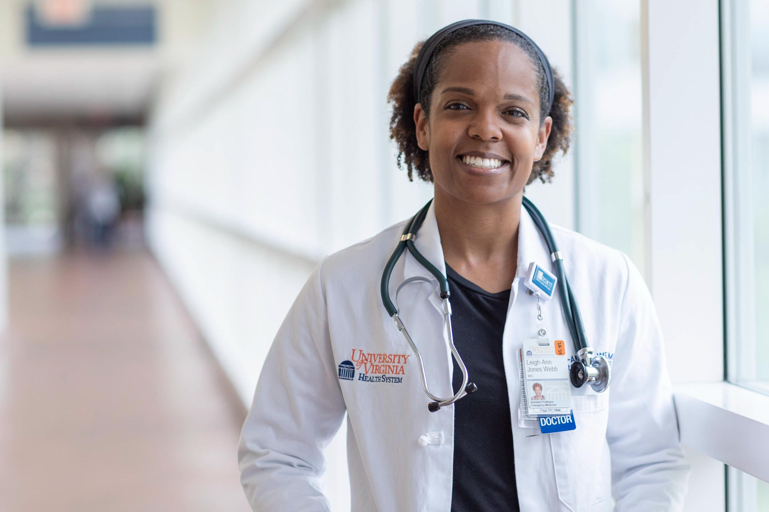 Class of 2019: ER Doc, Professor, Mother of Two Earns MBA, Starts a Company