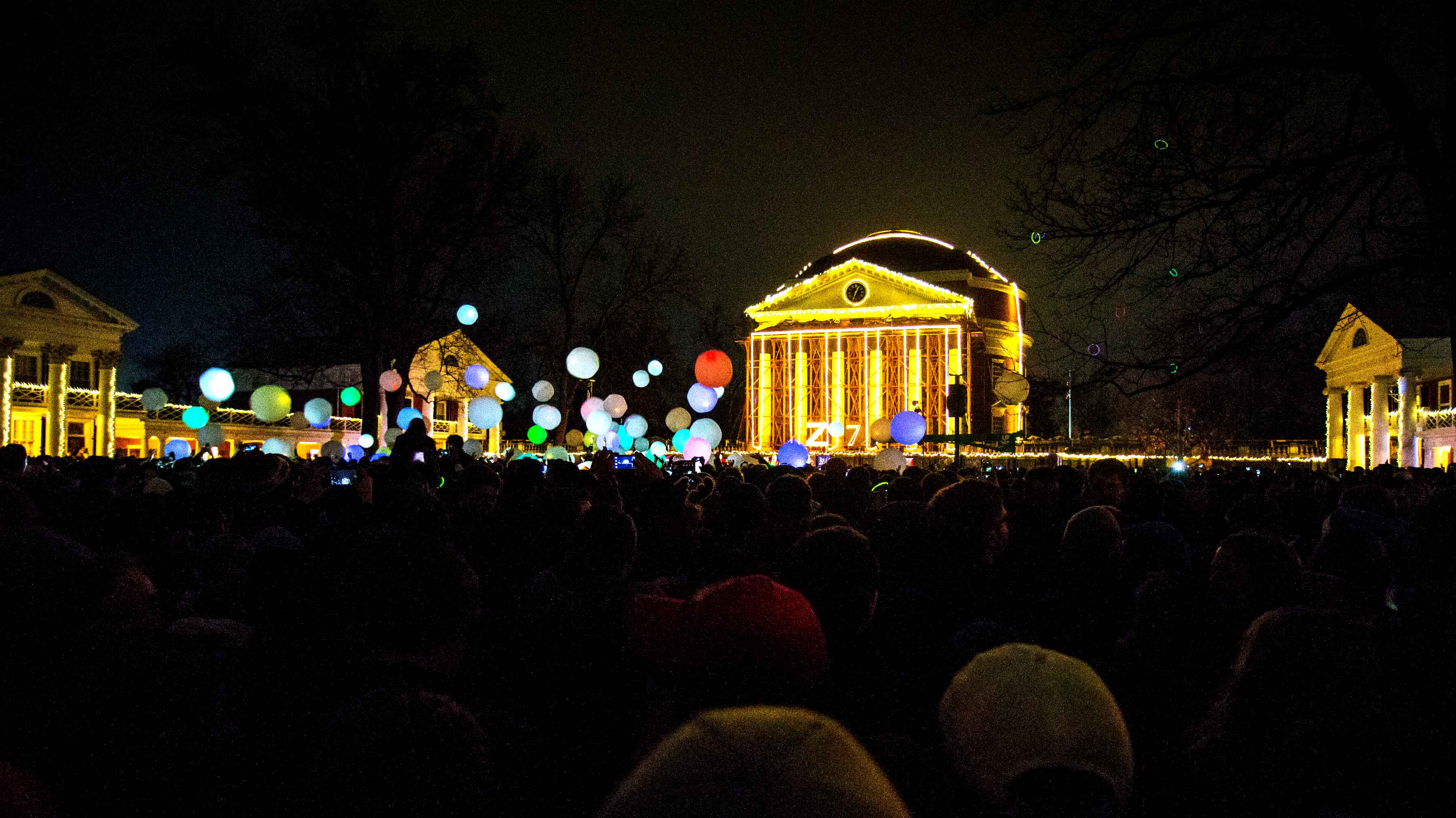 Thursday's 16th annual Lighting of the Lawn will bring together members of the University and local communities.