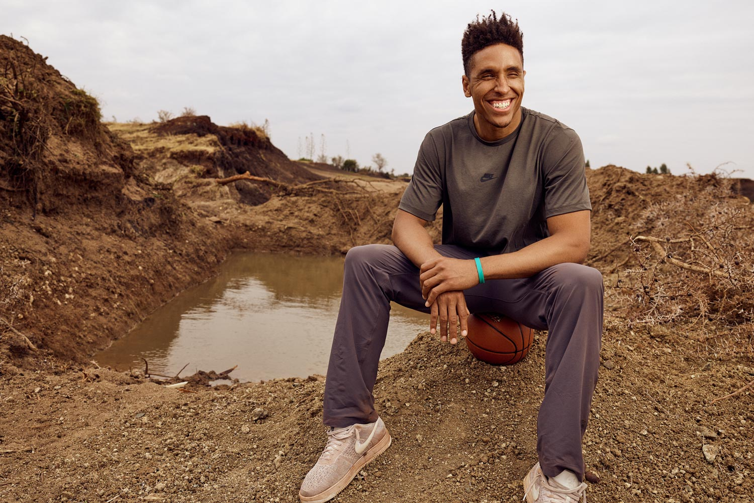 """Malcolm Brogdon wants to make helping poverty-stricken people in Africa his """"life's work."""""""