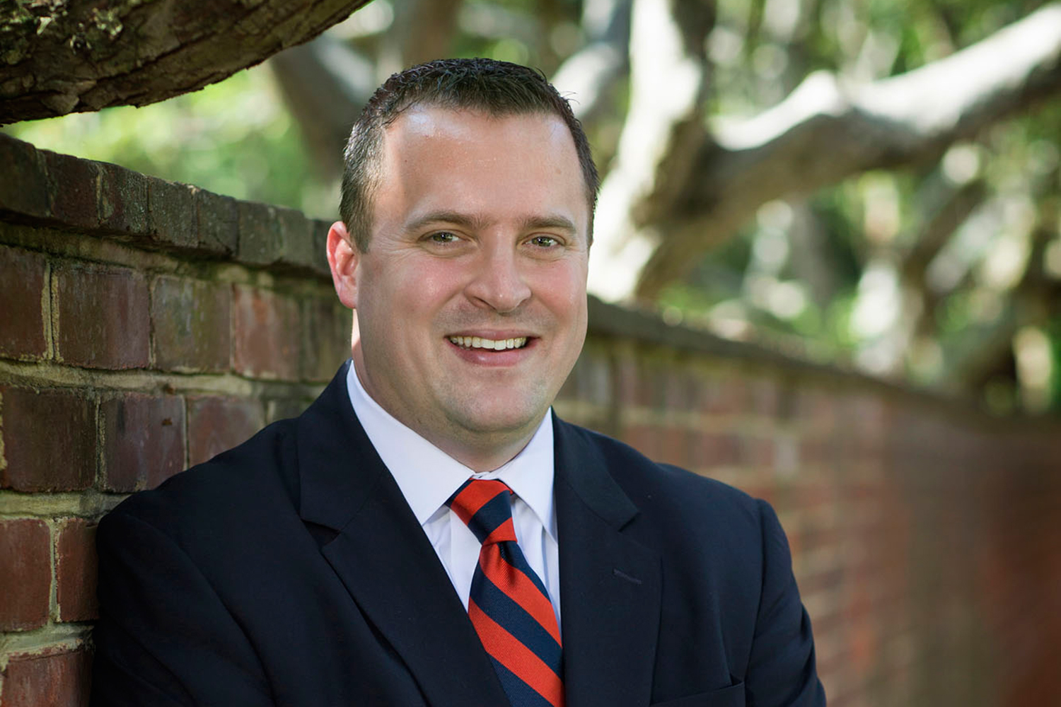 Mark Luellen is currently UVA's senior associate vice president for development and director of its third century campaign.